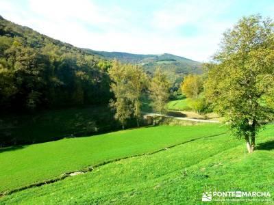 Ancares lucenses; viaje Puente noviembre; excursiones de fin de semana desde madrid senderismo monta